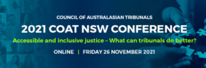 2021 COAT NSW - Email Banner